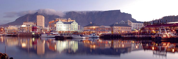 Cape Town Waterfront South Africa