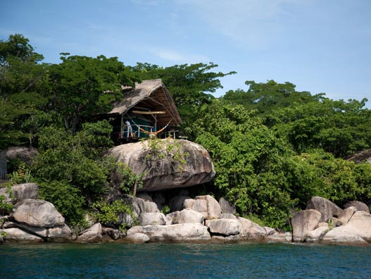 Mumbo Island Camp, Lake Malawi National Park