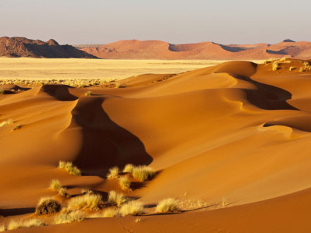 Sossusvlei Namibia Dunes