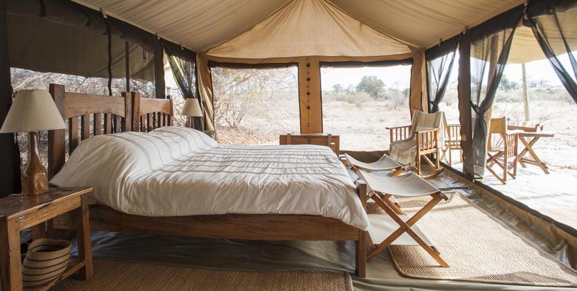 A Classic Safari Tent