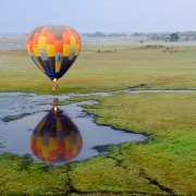 African Safari Balloon Ride
