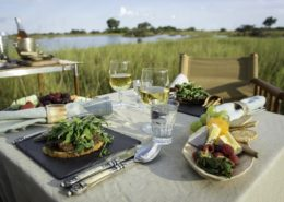 Safari Alfresco Lunch For Two