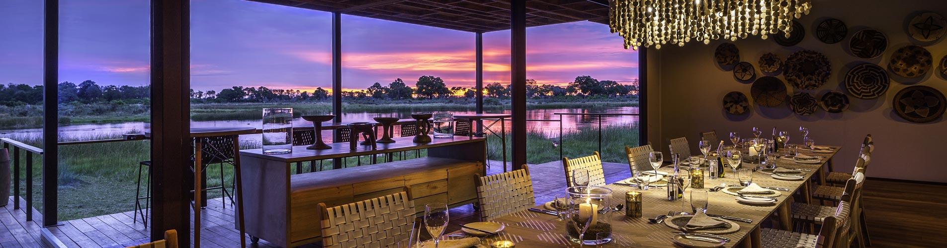 Qorokwe in Botswana