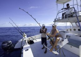 Deep Sea Fishing Safari