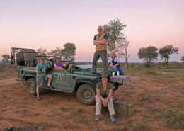 Escorted Safaris