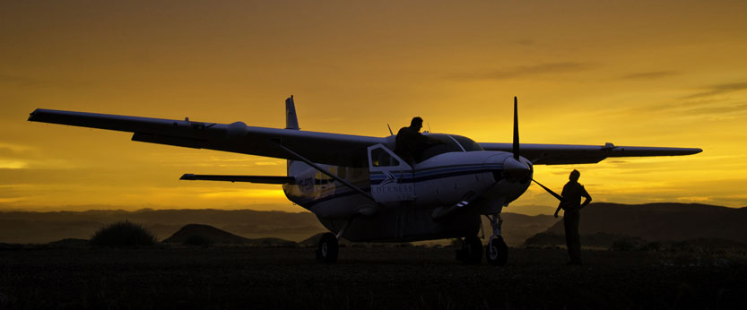 Flying to the Best African Safari Locations
