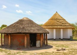 Imvelo Safari Lodges New Teachers Houses at Mtshayeli School