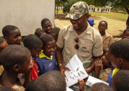 Imvelo Safaris Hwange Schools Workshop