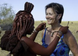 Interaction With The Himba Tribe