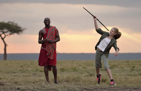 Kenya Safari Masai Activities
