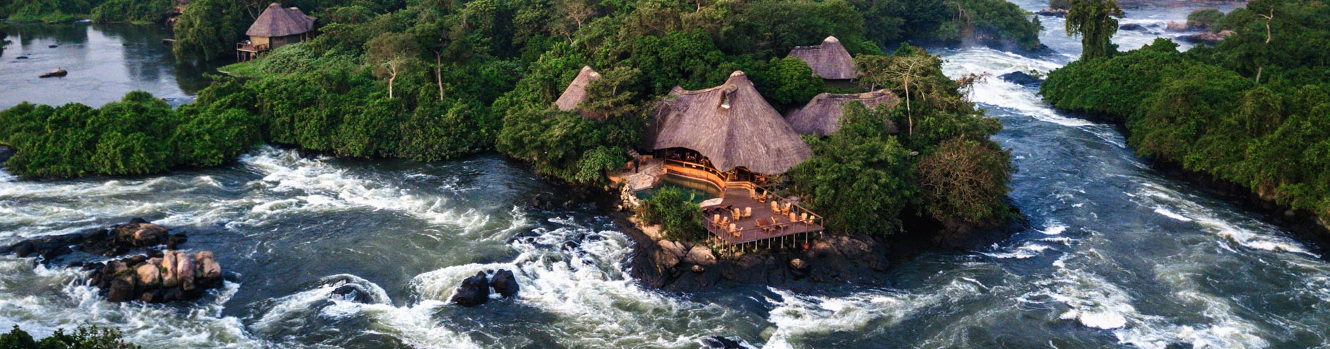 Uganda Safari Lemala Wildwaters Camp