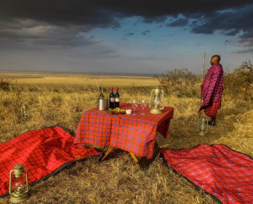 Maasai Culture in Kenya