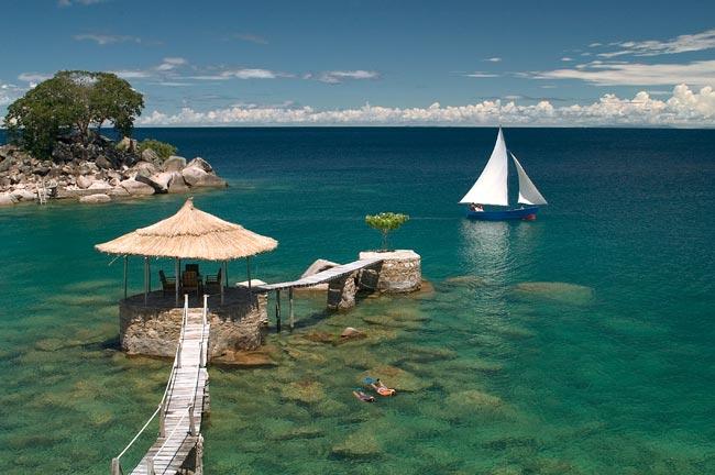 Malawi Kaya Mawa On Likoma Island