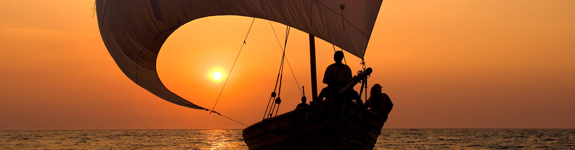 Malawi Safari Romantic Sunset Dhow Cruises