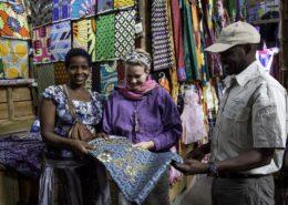 Market Shopping in Rwanda
