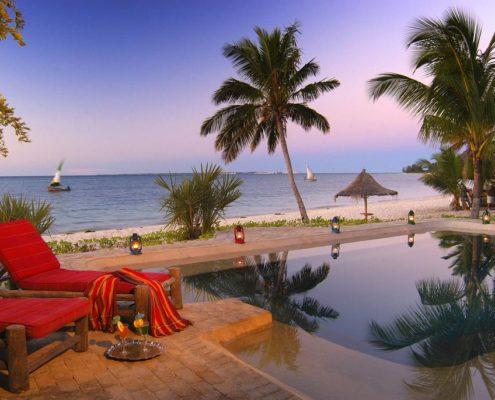Mozambique Benguerra Island Lodge