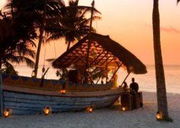 Mozambique Benguerra Island Sundowners
