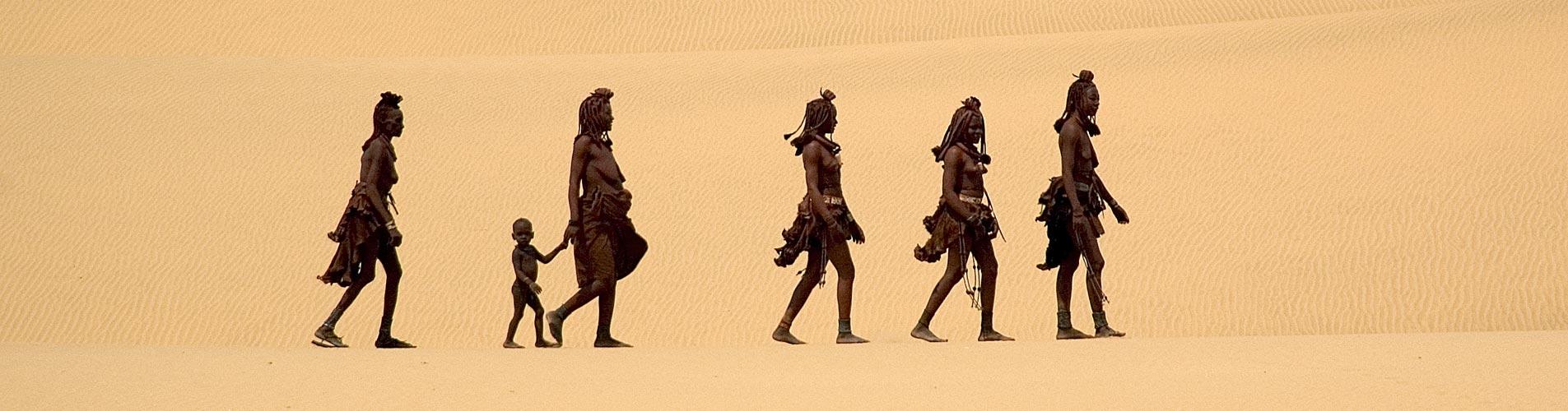 Namibia Safaris Himba Tribe Serra Cafema
