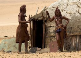 Nomadic Himba Tribe