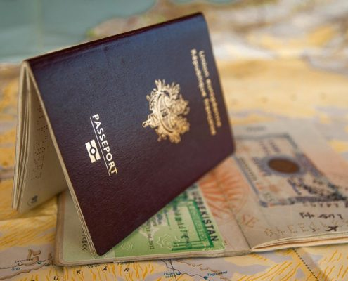 Passports Visas Travel Tips