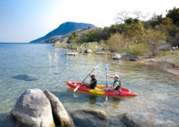 Pumulani Lake Activities Malawi