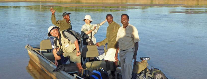 River Journeys Safari in Zambia