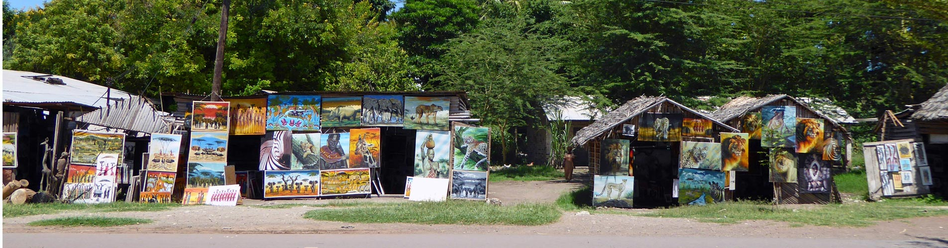Roadside Art Gallery