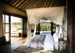 Segera Bedroom in Kenya