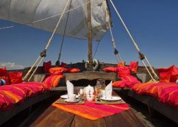 Sunset Dhow Cruise On Lake Malawi