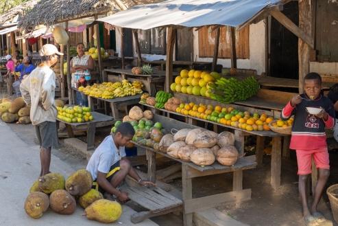 Tolagnaro Market Day