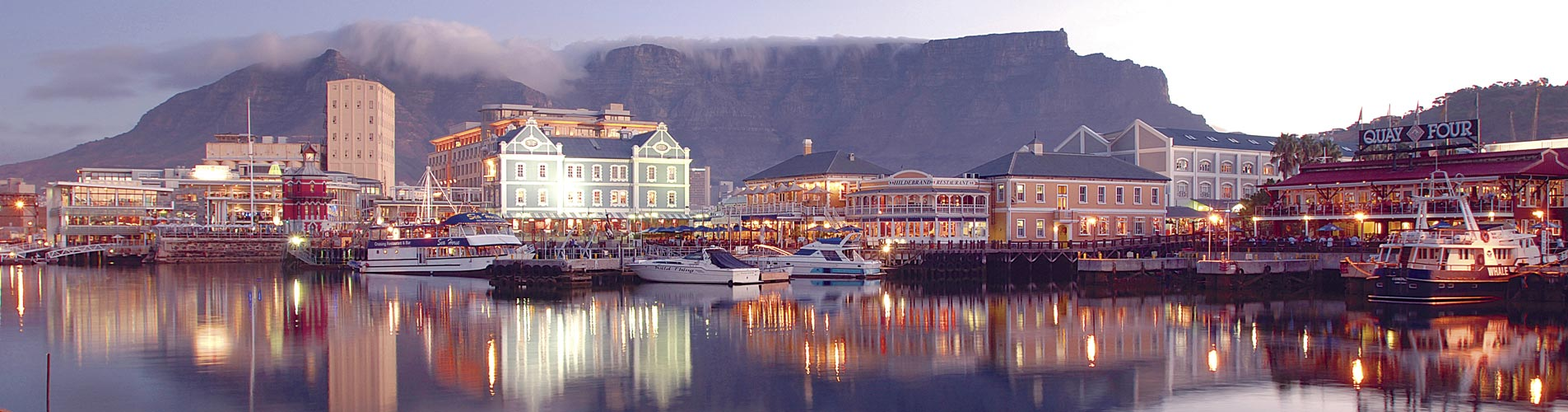 Victoria Alfred Waterfront, Cape Town, South Africa