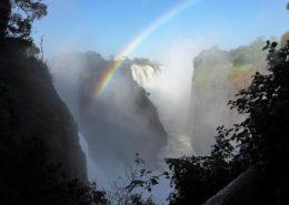 Victoria Falls Rainbows