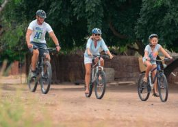 Malawi Village Mountain Biking